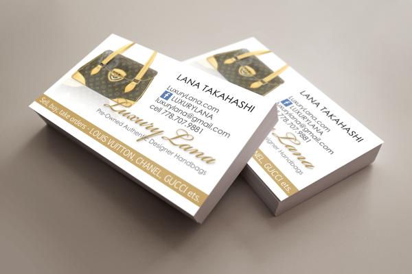 Luxury Lana print