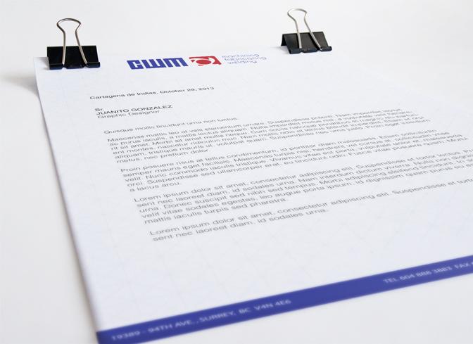 CWM – Can West Machinery print