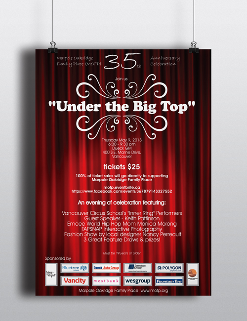 MOFP 35th Anniversary Celebration