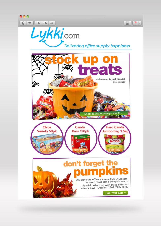 Lykki E-Newsletter