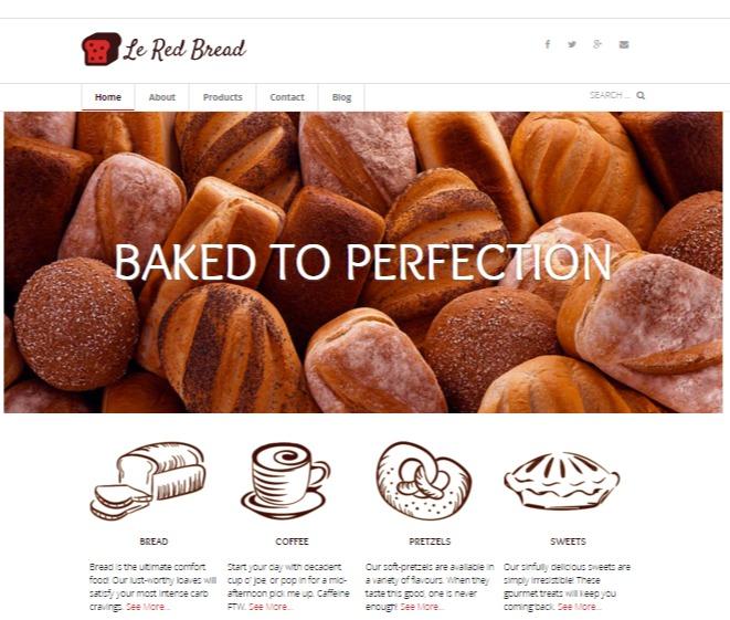 Le Red Bread