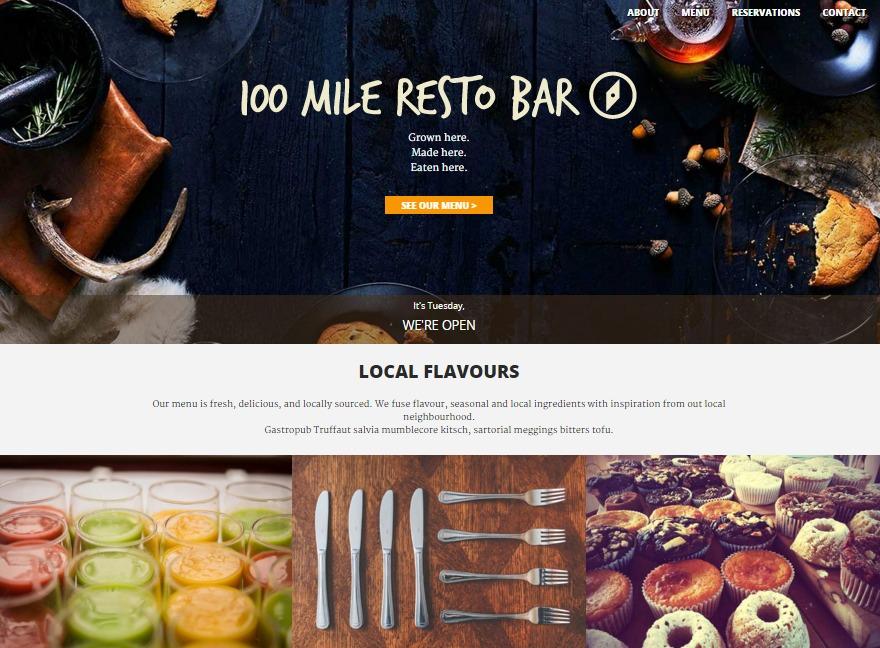100 Mile Resto Bar