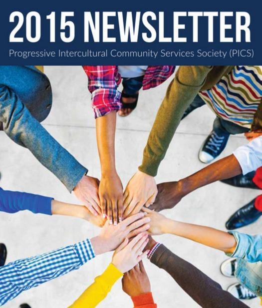 Annual report for non profit organization